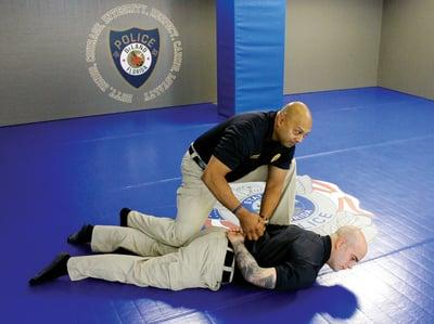 Law Enforcement Training Mat