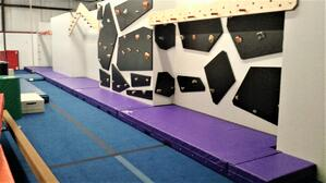 Ninja Climbing Wall Mats