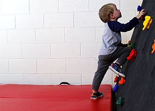 Little Climbers Crash Mat