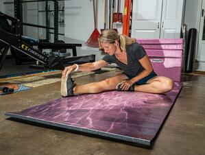 Home Gym Fitness Mat